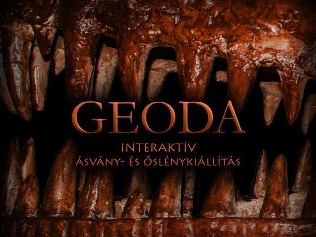 Geoda Interaktív Ásvány- és Őslénykiállítás