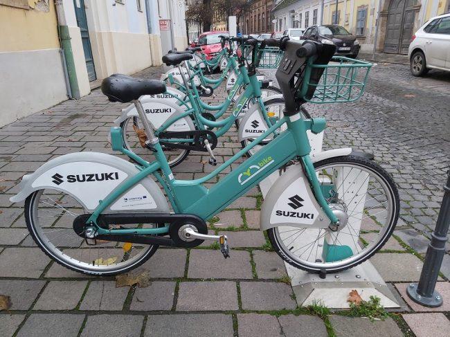 Mária Valéria Bike