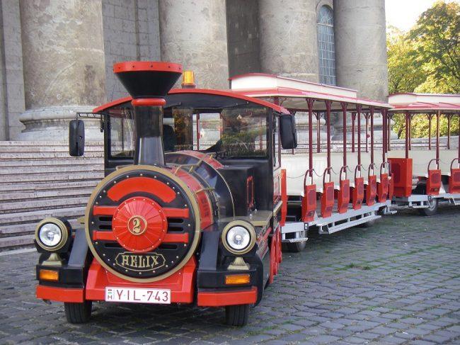 Le Petit Train d'Esztergom
