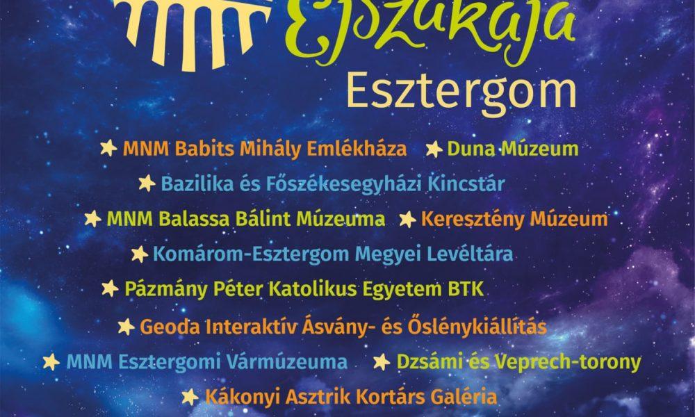 Múzeumok Éjszakája - Esztergom